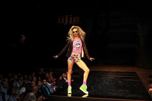 Amanda rocks the runway  - Igor Spektor Photographry