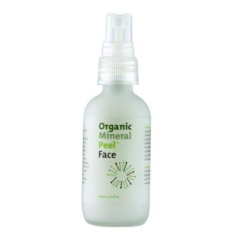 Organic Mineral Peel Face (Photo credit: www.orgskincare.com)