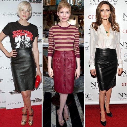 WTFSG-Celebrities-Leather-Skirts