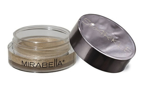 Mirabella Beauty's new Sparkle Glitter Glaze (photo: courtesy of Jade Umbrella PR)