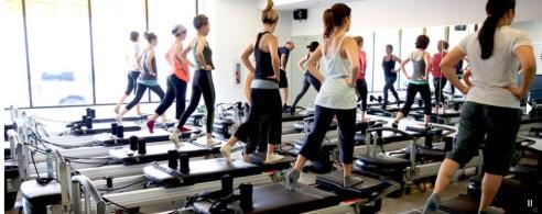 Pilates Platinum studio (photo: courtesy of Pilates Platinum)