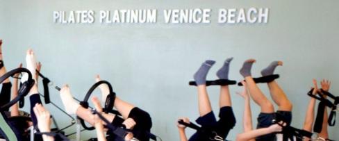 Pilates Platinum studios (photo: courtesy of Pilates Platinum)