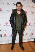 Joe Manganiello attends Talent Resources suites, on Friday, Jan. 17, 2014, in Park City, Utah. (Photo Credit: Alexandra Wyman/Invision for Talent Resources/AP Images)
