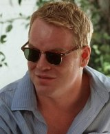 "Philip Seymour Hoffman in ""The Talented Mr. Ripley"""