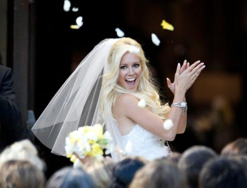Heidi Montag's wedding.