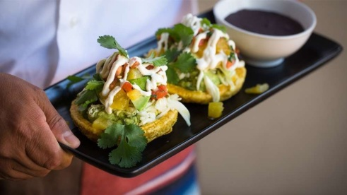 Gracias Madre in West Hollywood, Taste Savant's pick for their new partnership with Barry's Bootcamp WeHo (photo: courtesy of Gracias Madres)