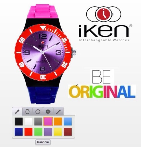 iKen watches (photo: courtesy of iKen)