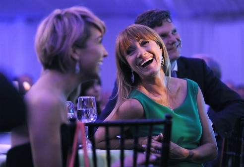 Actress Jane Seymour attends the 'Open Hearts Foundation Gala' on May 10, 2014 in Malibu, California. (Photo by Angela Weiss/Getty Images for Open Hearts Foundation)