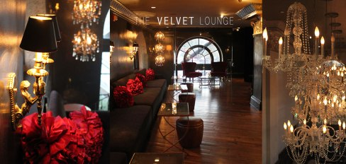 The Velvet Lounge of The Culver Hotel (photo: courtesy of The Culver Hotel)