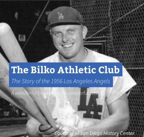Cover image of The Bilko Athletic Club by Gaylon H. White (photo: courtesy of www.TheBilkoAthleteicClub.com)