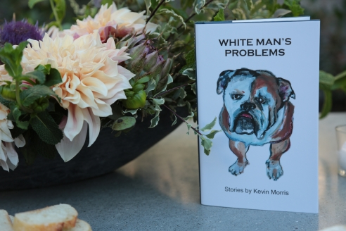 "Kevin Morris: ""White Man's Problems"" Book Party held in Los Angeles, CA on Tuesday, June 3, 2014. (Alex J. Berliner/ABImages)"
