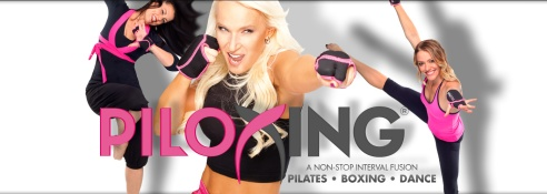 Piloxing in action, lead by founder Vivica (photo: courtesy of Piloxing Cardio Fusion)
