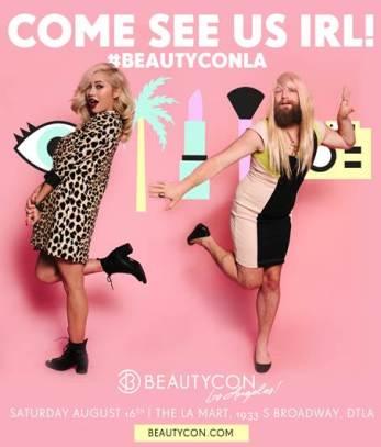BeautyCon LA 2014