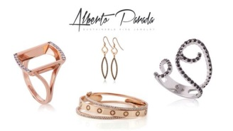 Alberto Parada sustainable fine jewelry collection