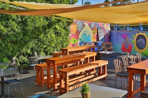 Doma Kitchen Cafe in the heart of Redondo Beach (photo: courtesy of Localite Pr)
