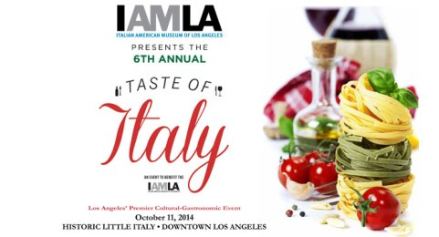 """Use discount code """"Scoop5"""" for a $5 discount off of General Admission ticket to Taste of Italy!"""