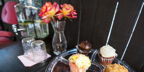 Sweet treats at The Harlot Salon