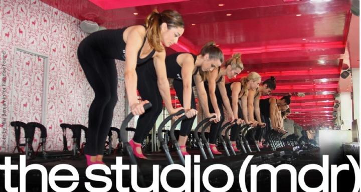 The Studio MDR, LaLaScoop's topFAV ClassPass Westside Boutique Fitness Studio Pick (photo: courtesy of The Studio MDR)