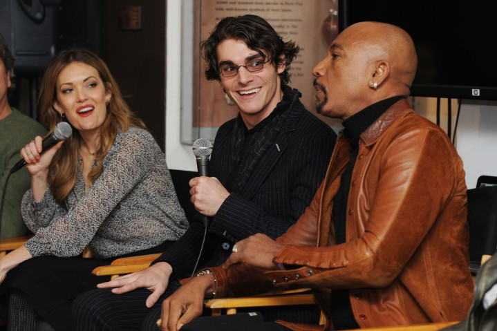 Amy Purdy, RJ Mitte & Montell Williams - Chris Whittle