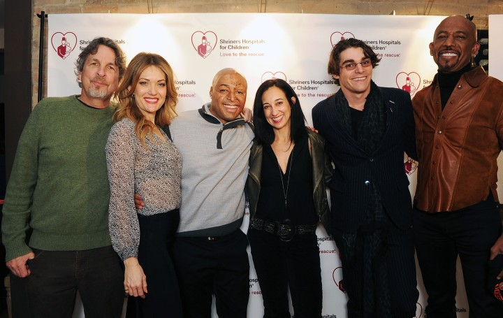 Peter Farrelly, Amy Purdy, JR Martinez, Lizzy Weiss, RJ Mitte and Montell Williams