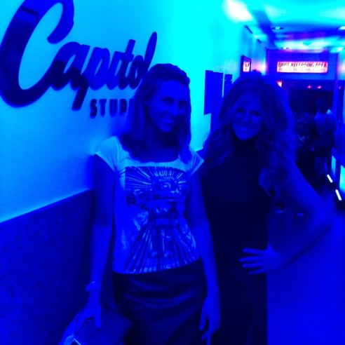 Capitol Records Carly Robyn Green, Melissa Curtin