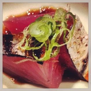 Foodie Scott Bridges photo of Q Sushi LA.