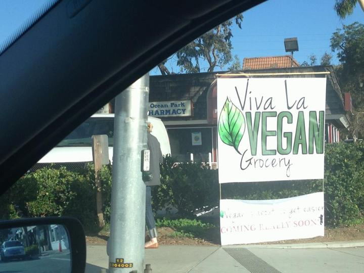 Vegan Grocery