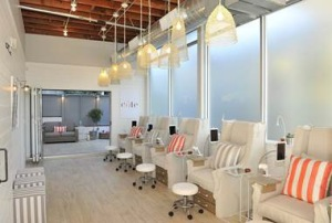 cote nail salon in Brentwood