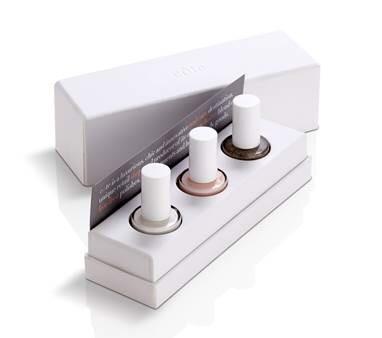 five-free nail polish by côte