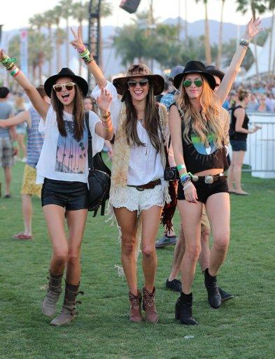 Coachella Celebs