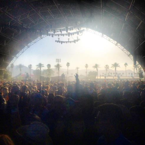 Martin Solveig. Coachella 2015 (Photo credit: Melissa Curti