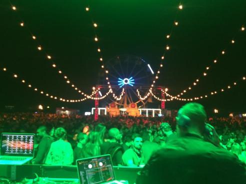 Neon Carnival. Coachella 2015.