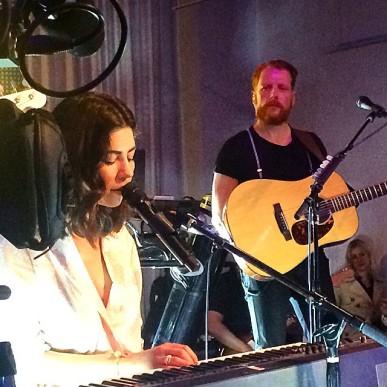 Marina and the Diamonds at Sonos Studio