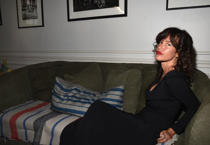 LOS ANGELES, CA - JUNE 18:  Actress Paz de la Huerta attends an introduction to HEAVEN 2016 presented by The Art of Elysium and Samsung Galaxy on June 18, 2015 in Los Angeles, California.  (Photo by Michael Buckner/Getty Images for Samsung)