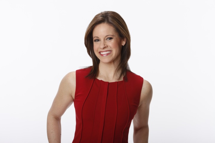 Jenna Wolfe, the 2015 IDEA Jack LaLanne Award Recipient (photo: courtesy of IDEA World)