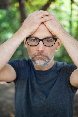 Moby, world-renowned musician and owner of LIttle Pine (photo: courtesy of Wagstaff)