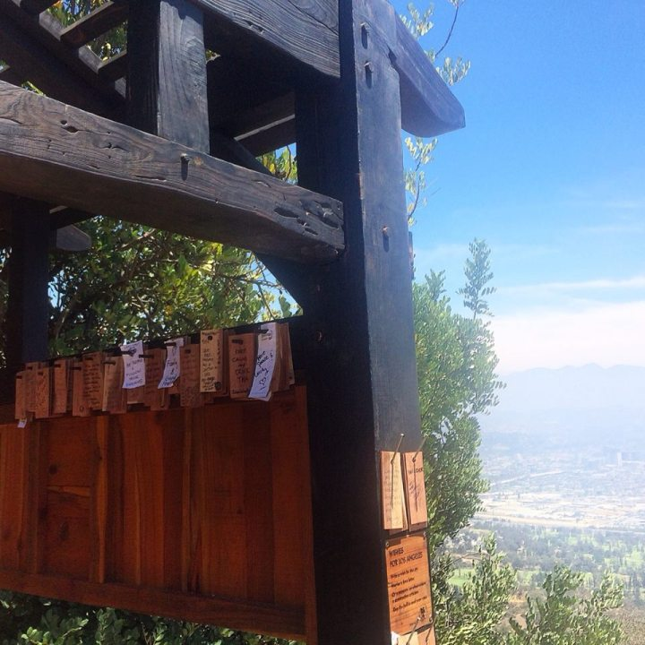 Griffith Park Teahouse. Los Angeles