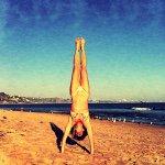 Rochelle Robinson of LaLaScoop and Andiamo Body Instagram handle (photo: courtesy of www.instagram.com/andiamobody)