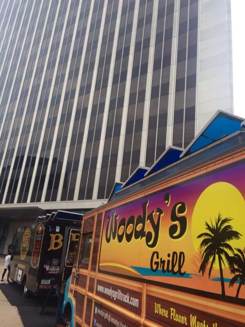 Annenberg Space for Photography Gerd Ludwig food trucks