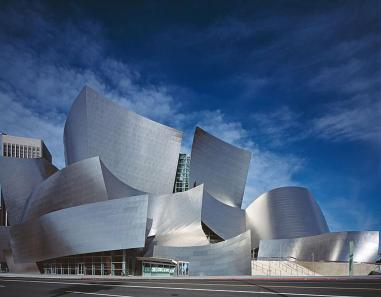 Cal Phil Walt Disney Concert Hall