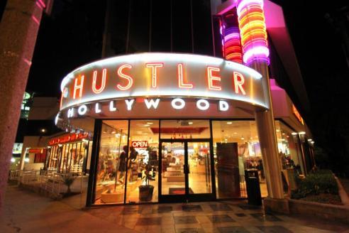 HustlerHollywood