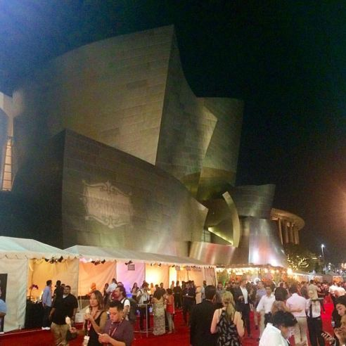 5th Annual Los Angeles Food and Wine Festival 2015.