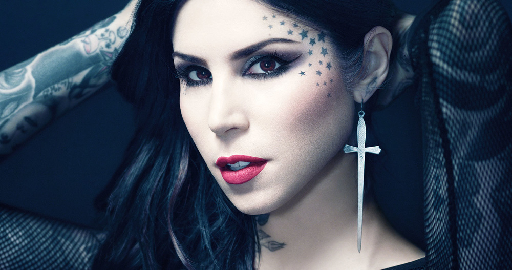 Kat Von D's Brazen Beauty Line For Fall