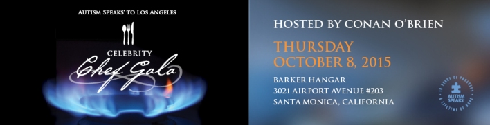Join Autism Speaks to Los Angeles Celebrity Chef Gala on October 8th (photo: courtesy of Autism Speaks)