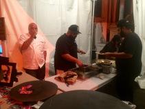 Badmaash guys are always having fun cooking.