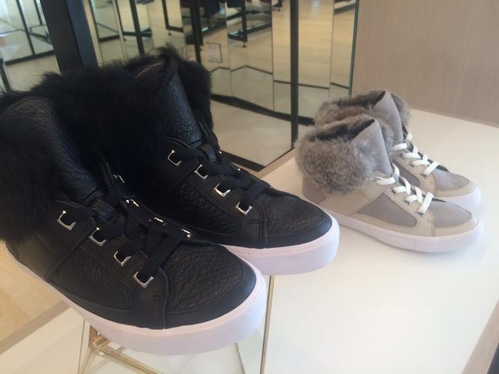 Rebecca Minkoff's new fashion tech store on Melrose.