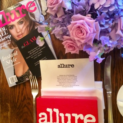 Allure Magazine Fashion for Breakfast LA