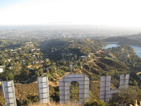 Hollywood hikes Griffith Park best hikes Los Angeles