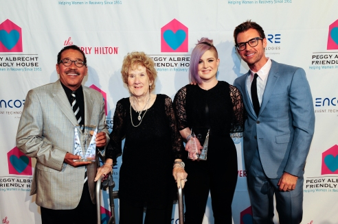 Peggy Albrecht Friendly House 2015 Awards Luncheon on October 24, 2015 at The Beverly Hilton Hotel in Beverly Hills, CA. (Photo by Amy Graves for Bucci Event Photos)
