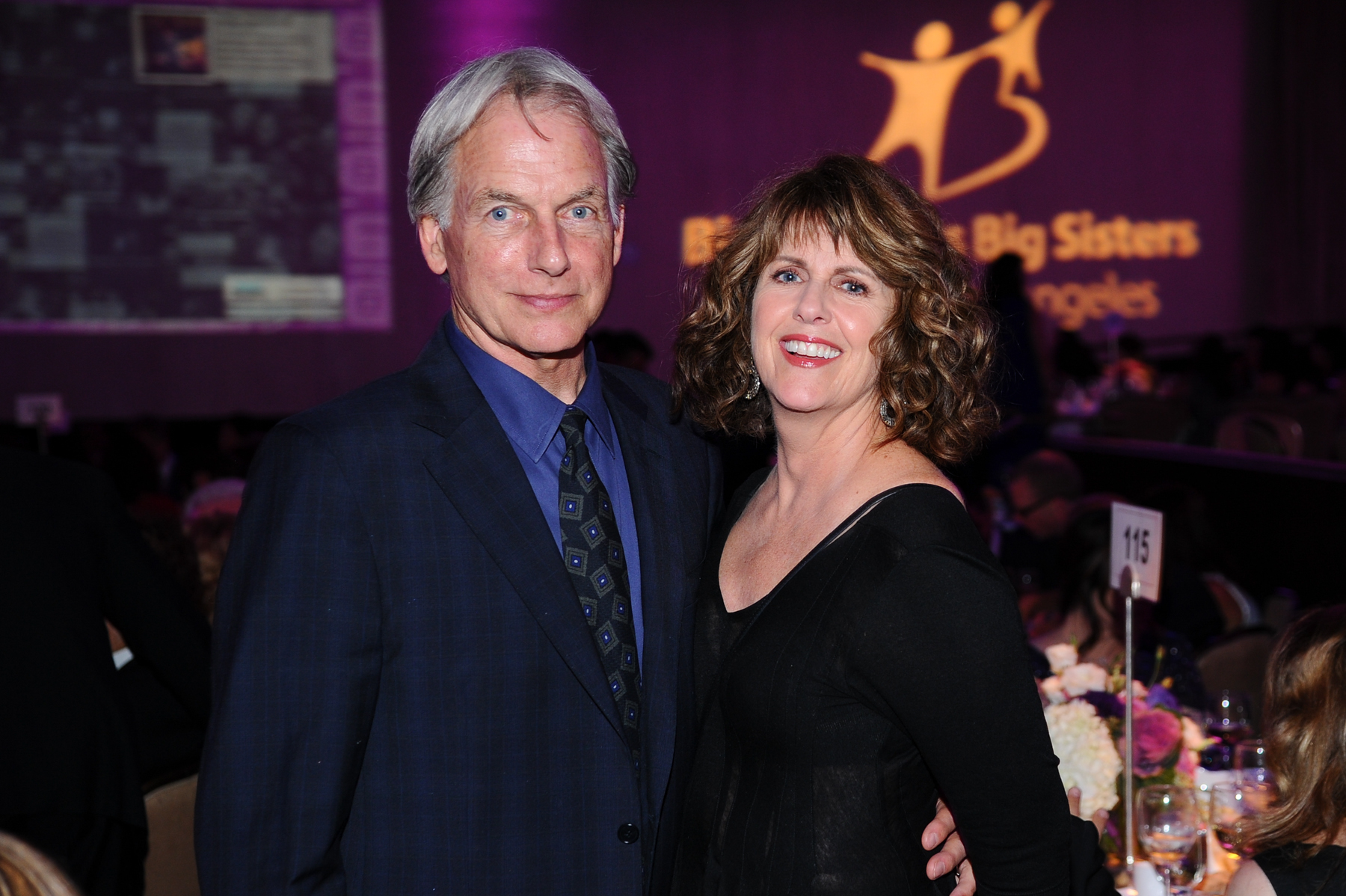 Mark Harmon 2013 Big Brothers Bi...